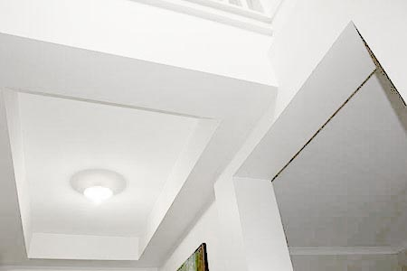 the gallery for smooth drywall finish